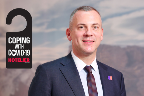 Coping with COVID-19: In Conversation with Azerbaijan Tourism Board CEO Florian Sengstschmid