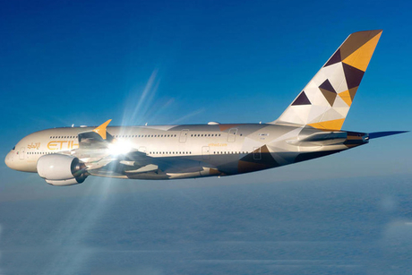 Etihad Airways to resume passenger flights on May 16