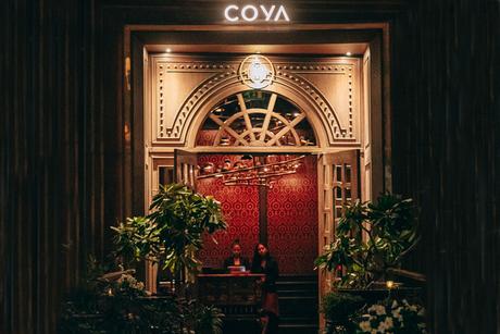 Coya Dubai reintroduces dine-in services