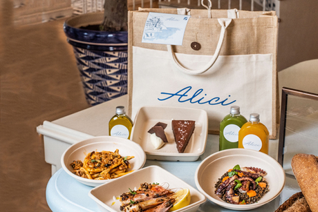 Alici introduces delivery service