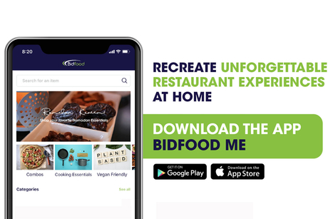Bidfood UAE launches home delivery app