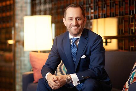 Four Seasons' Simon Casson on the future of hospitality