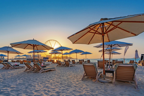 Hilton Dubai Jumeirah beach club unveils daycation offer