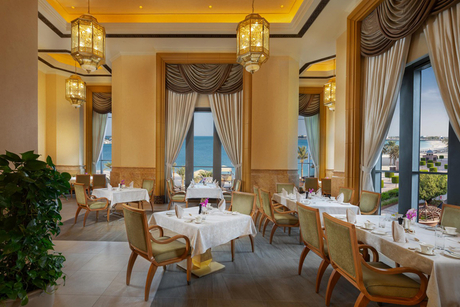 Emirates Palace reopens Le Vendôme