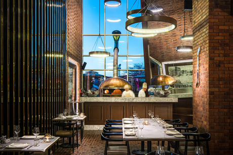 Raffles Dubai reopens Italian restaurant Solo