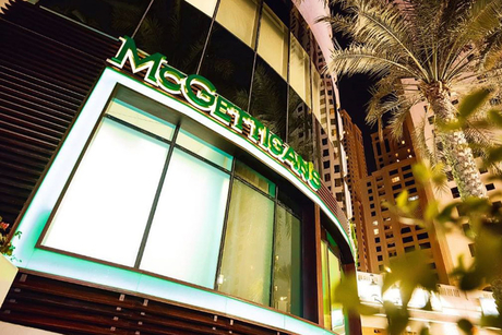 McGettigan's at Hilton Dubai Jumeirah to show upcoming sports