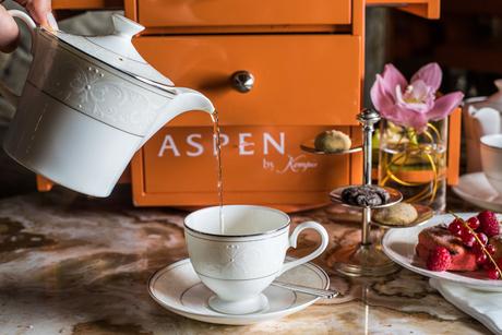 Afternoon tea returns to Kempinski Hotel MOE