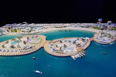Dubai unveils plans for new floating islands project  off Jumeirah coast