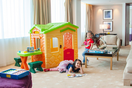 InterContinental Dubai Festival City partners with Toys 'R' Us for Suite Playcations
