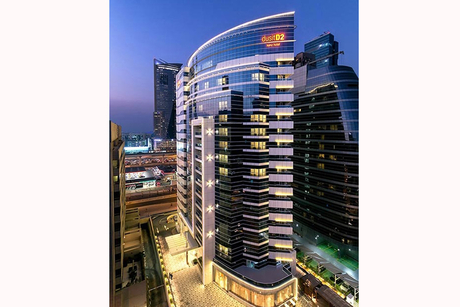 Dubai's DusitD2 Kenz Hotel offers month-long stay to families in need