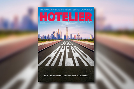 Read the July 2020 issue of Hotelier Middle East online now