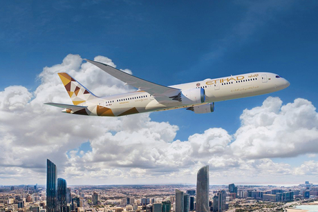 Abu Dhabi's Etihad Airways launches map of COVID-19 information