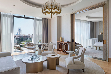 Dubai's Jumeirah Al Naseem opens booking for penthouse suites