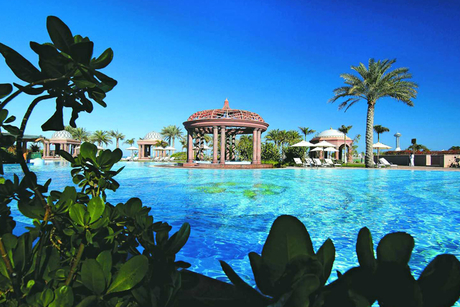 Hotels in Abu Dhabi can now reopen their swimming pools