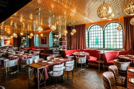 Inside new restaurant Asil at Rixos Premium Dubai JBR