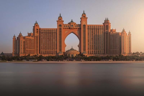 Five things you didn't know about Atlantis, The Palm Dubai