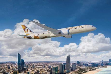Etihad Airways resumes operations to Shanghai, China