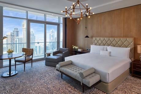 Dubai's Waldorf Astoria DIFC offers COVID-19 testing to guests