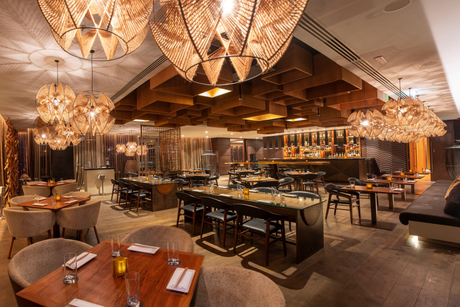Fusion restaurant replaces Morimoto at Renaissance Downtown Dubai