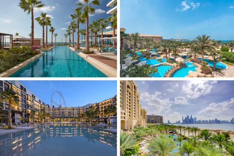 Ten brilliant beach resorts in Dubai