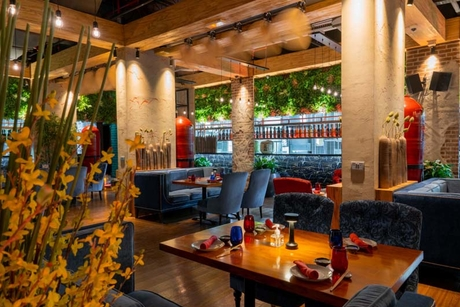 In pictures: Vida Downtown's refurbished Taikun Pan Asian Restaurant & Lounge