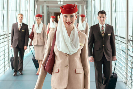Etihad Airways continues cuts while Emirates returns to full pay