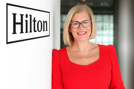 Hilton's Emma Banks on the future of the hotel buffet restaurant