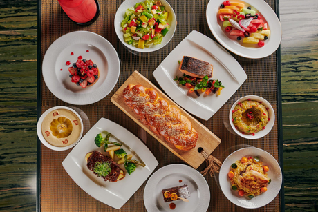 UAE's first kosher-certified restaurant opens at Armani Hotel Dubai