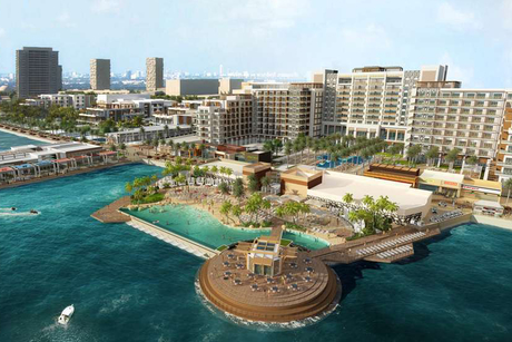 New $326 million Hilton Yas Bay Hotel on track for 2020 opening