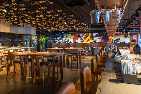 Reif Othman partners with The First Group for new restaurant in Dubai Marina hotel