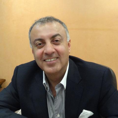 Dr Ali Kasapbashi