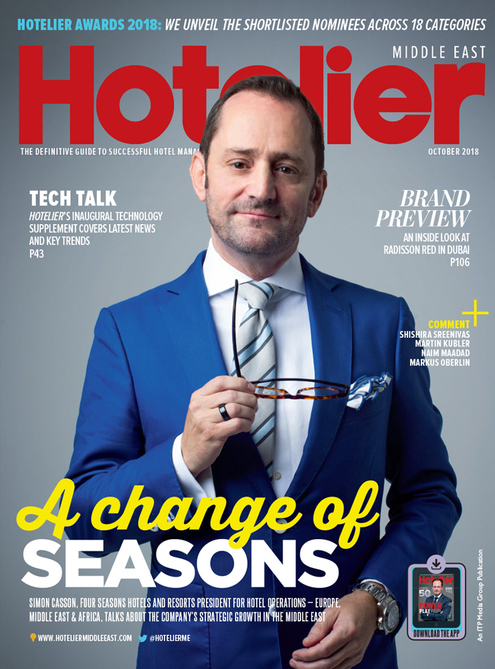 Hotelier Middle East - October 2018