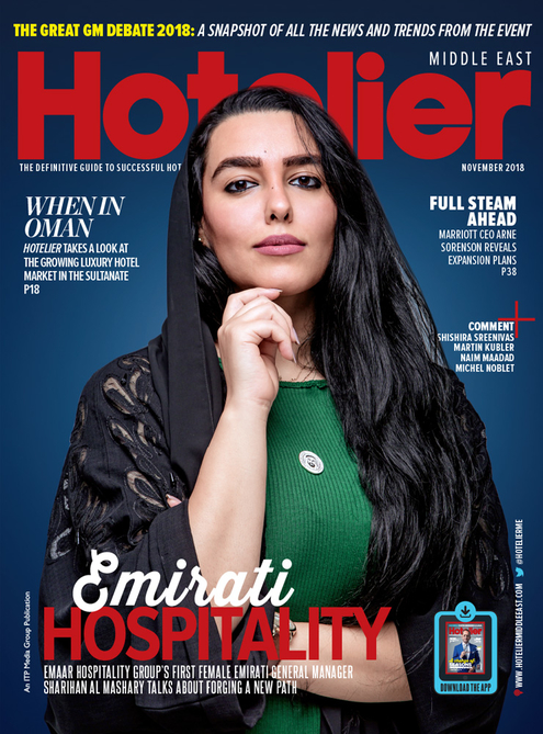 Hotelier Middle East - November 2018