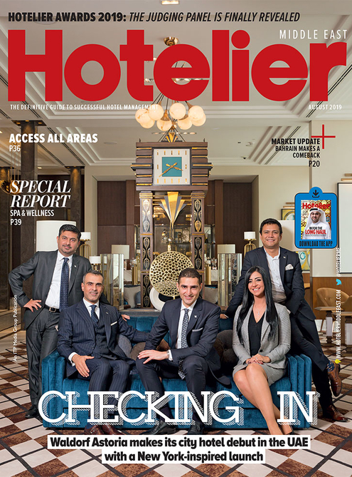 Hotelier Middle East - August 2019