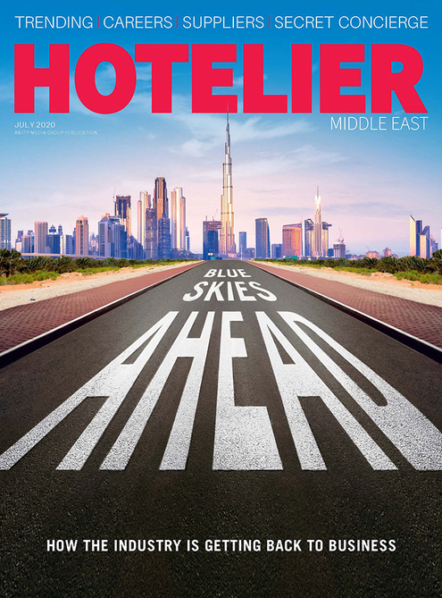 Hotelier Middle East - July 2020
