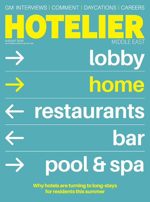 Hotelier Middle East - August 2020