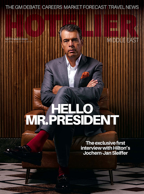 Hotelier Middle East - September 2020