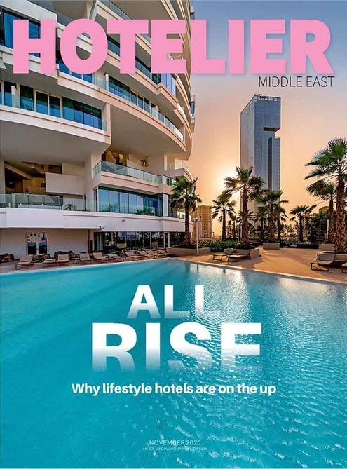 Hotelier Middle East - November 2020