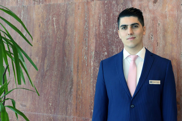 Salalah Rotana Resort appoints new director of learning and development