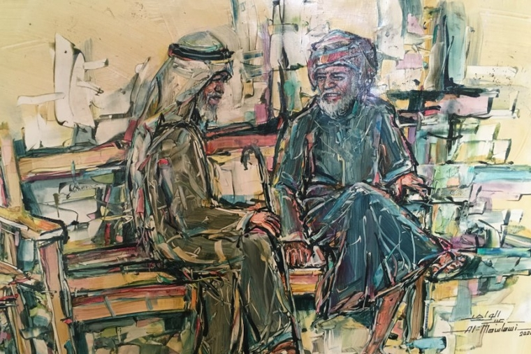 W Doha's Art 29 showcases works by Abdulwahed Al-Mawlawi