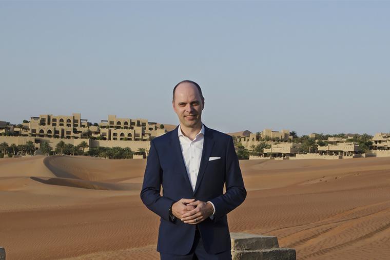 Qasr Al Sarab Desert Resort gets new GM