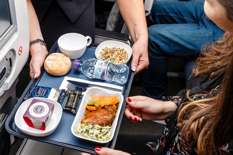 British Airways improves catering for World Traveller customers