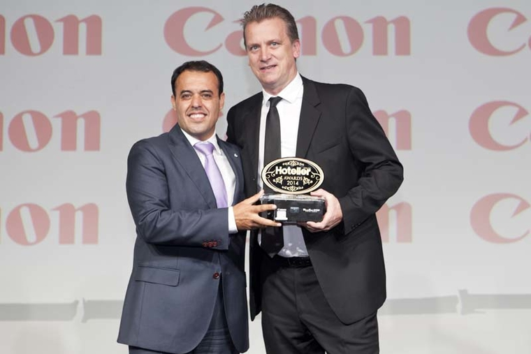 Media One's Mark Lee named GM of the Year