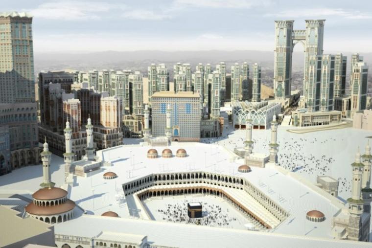 Address Hotels + Resorts to debut in Makkah, Saudi Arabia