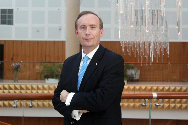James Young returns to Doha as GM of InterCon The City