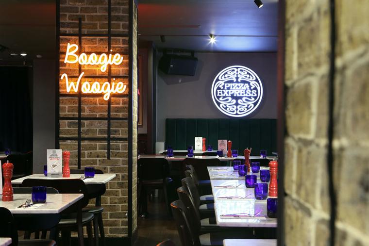 Dubai's Jazz@PizzaExpress debuts new look