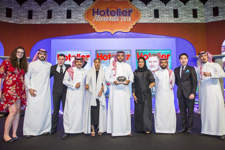The Ritz-Carlton, Riyadh crowned Hotel Team of the Year 2018