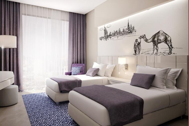 Dubai set to open world's largest Mercure hotel
