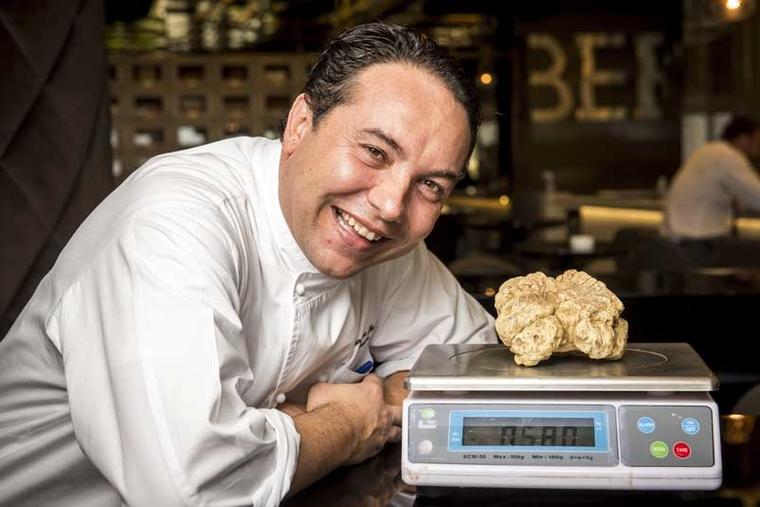White truffle worth US$35,400 arrives in Abu Dhabi