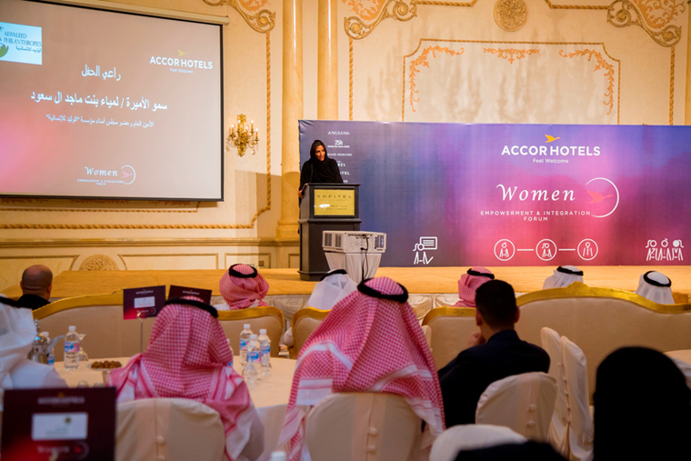 AccorHotels holds second edition of women's empowerment forum